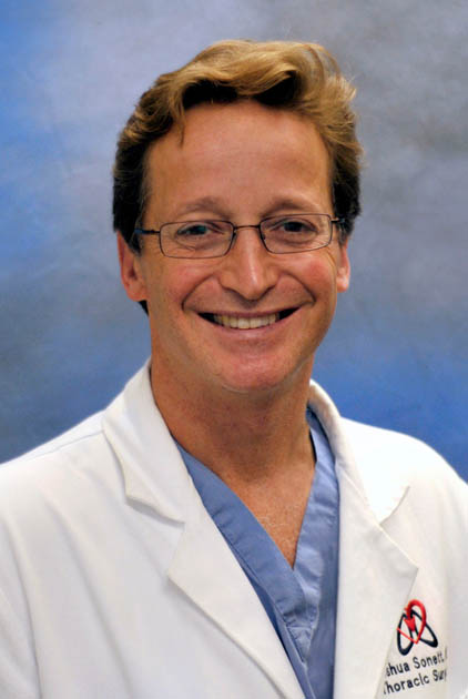Joshua R  Sonett, MD | Columbia University Department of Surgery
