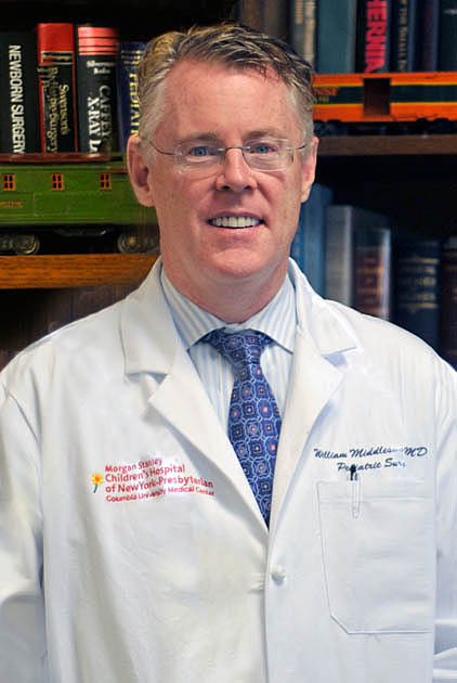 William Middlesworth, MD | Columbia University Department of Surgery