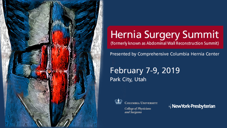 Hernia Surgery Summit (formerly Abdominal Wall Reconstruction Summit