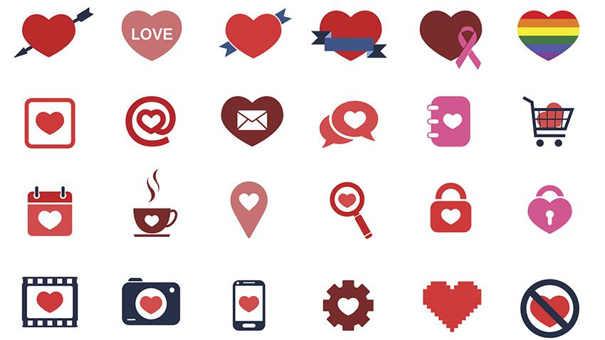 We Heart Hearts: A Love Story