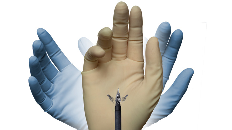 ©2012 Intuitive Surgical, Inc Robotic instruments provide excellent range-of-motion with stability and precision during surgery.