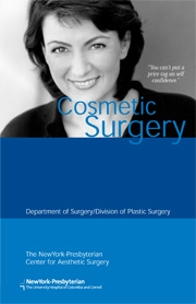 Cosmetic Surgery Brochure (PDF File)