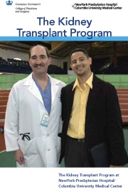 Download the Kidney Transplant Brochure »