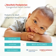 Congenital Heart Center Brochure