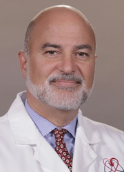 Emile Bacha, MD, Chief, Division of Cardiac, Thoracic & Vascular Surgery