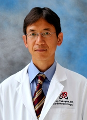 Hiroo Takayama, MD, Surgical Director, Aortic Surgery Program at NewYork-Presbyterian/ Columbia University Medical Center