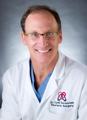 Lyall A. Gorenstein, MD has extensive experience in minimal access thoracic surgery, inluding VATS.