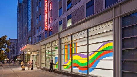Children's Hospital of New York — CHONY | Columbia