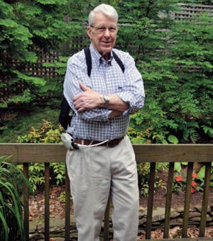 Richard Stowe received a HeartMate II in 2006. He feels completely normal and mobile, and has been able to eliminate or reduce many of his heart medications. Echocardiography in April 2009 revealed dramatic improvement.