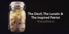 The Devil, The Lunatic & The Inspired Patient
