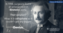 The Ingenious Surgery that Saved the World's Smartest Man